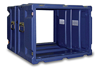Scout™ Matching Storage Double Entry Cases