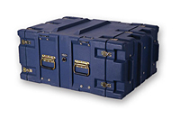 Warrior™ 19 Inch Rackmount Cases with Removable Rack - 2
